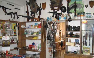 Výprodej zbraní a střeliva Des_Plíhal Šumperk